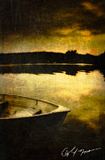 Signed Photo Prints - Lakeside Print by Daryl Marquardt