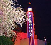 Theater Photos - Lakewood Theater by Debbi Granruth
