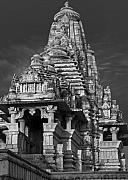Sinkar Framed Prints - Lakshmana Temple Framed Print by Hitendra Sinkar