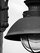 Lamp Post Prints - Lamp post Print by Amanda Barcon