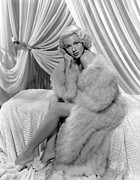 Colbw Framed Prints - Lana Turner, Mgm, 1946 Framed Print by Everett