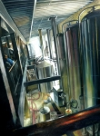 Beams Paintings - Lancaster Brewery by Gregg Hinlicky