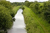 Lancaster Photos - Lancaster Canal, Uk by Bob Gibbons