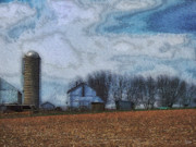 Amish Prints - Lancaster County PA Print by Jeff Breiman