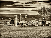 Lancaster Photos - Lancaster Farm 5 by Jack Paolini