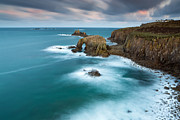 Sennen Photos - Lands End by Sebastian Wasek