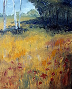 Julie Lueders Originals - Landscape 1 by Julie Lueders 