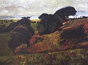 Harry Robertson - Landscape at Rhug