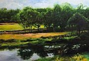 Harry Robertson - Landscape in North Wales