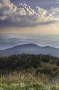Cowee Prints - Landscape Layers Print by Rob Travis