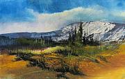 Landscape Print by Robert Carver