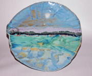Landscapes Ceramics - Landscape series by Sheila Brenchley