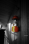 Propane Photos - Lantern by Cheryl Young