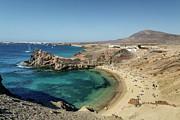 Lanzarote , Print by Travelstock44 - Juergen Held