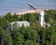 Bill Lang - LaPointe Lighthouse Lake Superior