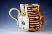 Colors Ceramics - Large Gimmie Mug by Kyle Houser