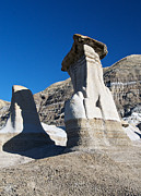 Hoodoos Prints - Large Hoodoo 2 Print by David Kleinsasser