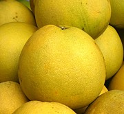 Sour Art - Large Pomelos by Yali Shi