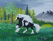 Ron Thompson - Large Wild Horse