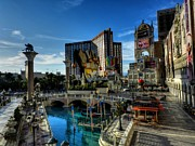 Treasure Island Prints - Las Vegas 028 Print by Lance Vaughn