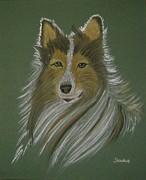 Lassie Print by Sandra Frosst
