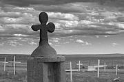 Crosses Photo Prints - Last Chance Print by Al  Swasey