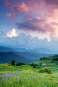 Rhodope Mountains Art - Last Day Of the Spring by Evgeni Dinev