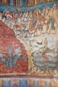 Fresco Photos - Last Judgement by Gabriela Insuratelu