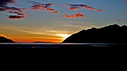 Alaska Photos - Last Light by Ed Boudreau