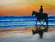 Sillouette Originals - Last Ride by Cathy Weaver
