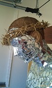 Mirror Sculptures - Last Word by Shaun Bugbee