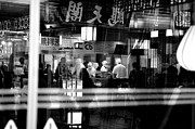Cooks Photos - Late Night Chinese by Dean Harte