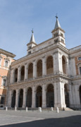 San Giovanni In Laterano Prints - Lateran loggia Print by Fabrizio Ruggeri