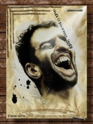 Laugh Mixed Media - Laugh if you wanna...Laugh by Larisa Isaeva