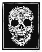 Goth Originals - Laughing Skull by Henry Krauzyk