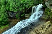 Matthew Winn - Laughing Whitefish Falls