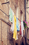 No Clothing Posters - Laundry Poster by Just a click