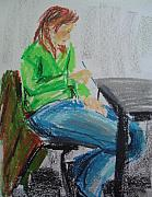 Desk Originals - Laura by Kellie Hogben