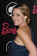 Barbie Framed Prints - Lauren Conrad At Arrivals For 50th Framed Print by Everett