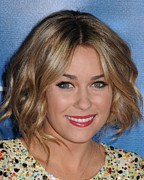 The Hills Photo Prints - Lauren Conrad At Arrivals For Mtv Hosts Print by Everett