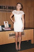 Booksigning Art - Lauren Conrad Wearing A Notte by Everett