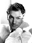 Olivier Framed Prints - Laurence Olivier, Ca. 1930s Framed Print by Everett
