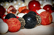 Hand Crafted Art - Lava and Coral by JH Photo Service