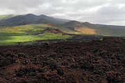 Lava Flow Prints - Lava flow Maui Print by Pierre Leclerc