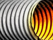 Lava Tube Print by Joe Jake Pratt