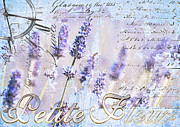 Lavender Time Print by Anahi DeCanio