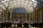 University Of Michigan Photos - Law Library by Melany Raubolt