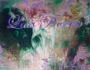 Art Word Metal Prints - Law Review Metal Print by Laura Pierre-Louis