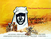 Arabian Attire Posters - Lawrence Of Arabia, 1962 Poster by Everett