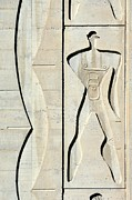 Proportions Art - Le Corbusier Design by Chris Hellier
